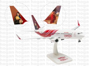 Air India Express B737-800WW VT-AXP Livery 2 1.200 Aircraft Scale Model HG0991GR