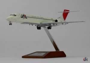JAL Mcdonnell douglas MD87 1/200 Scale Diecast Metal Aircraft Model Jcwings XX2912