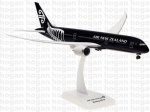 Air New zealand Boeing 787-9 Dreamliner INFLIGHT with gears and stand 1.200 scale aircraft model Hogan HG0687GR
