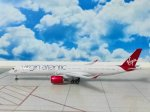 Virgin Atlantic Airways Airbus A350-1000 Reg G-VPRD 1/400 Scale Diecast Metal Aircraft Model Phoenix PH11627