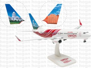 Air India Express B737-800WW VT-AXN Livery 1 1.200 Aircraft Scale Model HG0984GR
