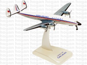 China Airlines Lockheed L-1049 Constellation 1.200 scale airplane model hogan HG9420G