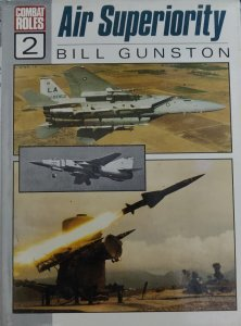 Combat Roles: Air Superiority v. 2 Book.