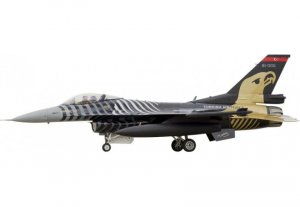 Turkey Air Force Lockheed Martin F16CG 91-0011 1.72 scale Diecast Fighter Aircraft Model Wittywings