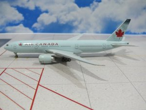 Air Canada Boeing 777200LR 1/400 Scale Witty400 Aircraft Model
