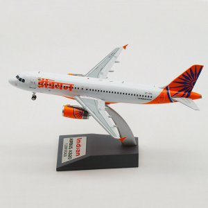Indian Airbus A320 1/200 Scale VT-EYL Heavy Diecast Metal Aircraft Model IF320IC0119