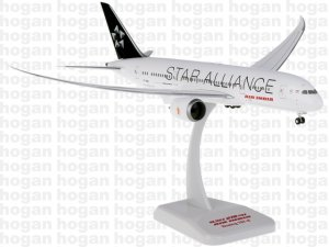 Air India Boeing 787-800 Dreamliner Star Alliance VT-ANU INFLIGHT Version Aircraft Model 1.200 scale HG10277GR