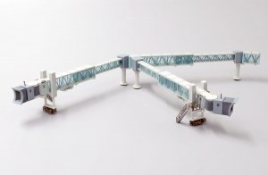 Air Passenger Bridge(B747) 1/400 Scale Jcwings LH4134