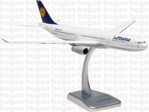 Lufthansa Airbus A330-300 Ingolstadt D-AIKL 1.200 Scale Aircraft model Hogan HGLH14 With Stand Only