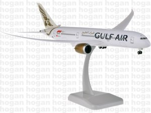 Gulf Air Boeing 787900 Dreamliner A9C-FA 1/200 Aircraft Model Hogan HG11007GR