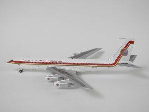 Egyptair Cargo Boeing 707-300 SU-AOU 1/200 Scale Diecast Metal Aircraft Model INFLIGHT200