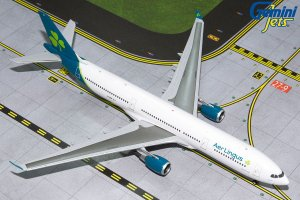 Aer Lingus Airbus A330-300 (2019 NEW LIVERY) EI-EDY 1.400 Scale Aircraft Model Geminijets GJEIN1853