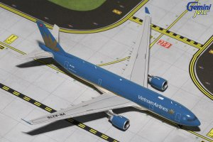 Vietnam Airlines Airbus A330-200(NEW LIVERY) VN-A376 1/400 Scale Diecast Metal Aircraft Model Geminijets GJHVN1570