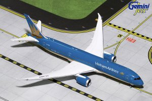 Vietnam Airlines Boeing B787-900 Dreamliner VN-A862 1/400 Scale Diecast Aircraft Model Geminijets GJHVN1746