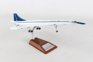 Sabena Airlines Concorde OO-SST 1/200 Scale Diecast Metal Aircraft Model INFLIGHT200