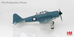 "Mitsubishi Japan A6M2 ""Captured Zero"" US Navy, Sept 1942 Diecast Aircraft Model 1.48 Scale Hobbymaster HA8804"