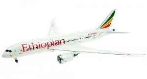 Ethiopian Airlines Boeing 787-800 Dreamliner Reg ET-ASI 1/200 Diecast Metal Aircraft Model IF78781216