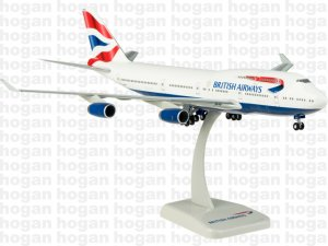 British Airways Boeing 747400 G-CIVY 1.200 Scale  Hogan HG10192