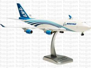 House Colors Boeing 747400BCF 1.200 Scale Hogan HG4319