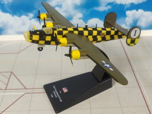 USA 1944 Consolidated B-24D Liberator 1.144 Scale RV-Model B24LB144