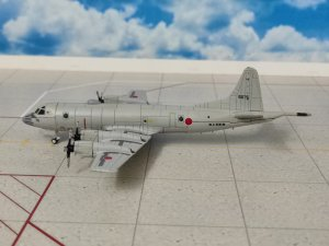 JASDF Lockheed P3C Orion 1/250 Scale Aircraft Model DeAgostini DAJSDF46