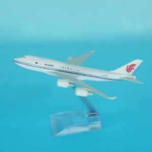 Air China Boeing 747400 16cm diecast model
