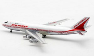 Air-India Boeing 747-237B Reg VT-EBO Vikramaditya with stand 1/200 Scale Airplane Model Inflight200 IF7420820P