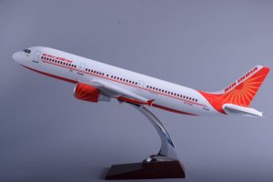 Air India Airbus A320 47 CM Resin Miniature Aircraft Model