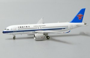 China Southern Airlines COMAC C919 With Antenna 1/400 Scale Diecast Metal Aircraft Model Jcwings XX4082