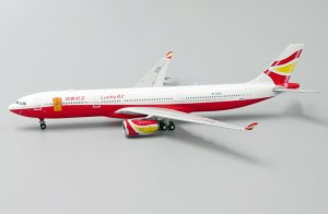 Lucky Air Airbus A330-300 Reg B-1059 1/400 Scale Diecast Metal Aircraft Model Jcwings LH4084