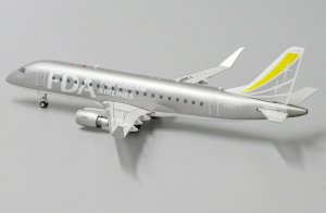 "Fuji Dream Airlines Embraer 170-200STD ""Silver Color"" Reg JA10FJ 1/200 Scale Diecast Metal Aircraft Model Jcwings EW2175003"