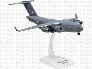 Indian Air Force Boeing C-17A Globemaster 1.200 scale aircraft model Hogan HG5774