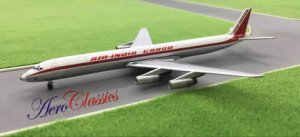 Air India Cargo Douglas DC8-63-CF TF-FLC 1/400 Scale Diecast Metal Aircraft Model Aeroclassics