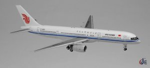 Air China Boeing 757-200 B-2855 1/200 Scale Diecast Metal Aircraft Model Jcwings XX2797