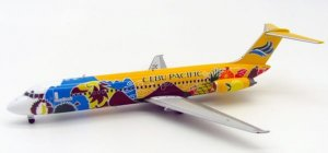 Cebu Pacific Air DC-9-32 RP-C1540 With Stand 1/200 INF200
