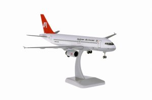 Indian Airlines Airbus A320-200 VT-EYH 1/200 Scale Aircraft model Hogan HG11083GR