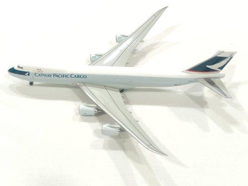 Cathay Pacific Airways Boeing 747800F B-LJB 1/400 Scale Diecast Aircraft  Model Hoganwings